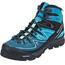 Salomon X Alp LTR GTX Hiking Shoes Women Black/Hawaiian Ocean/Aruba Blue